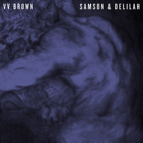 VV Brown* - Samson & Delilah (CD, Album) - USED