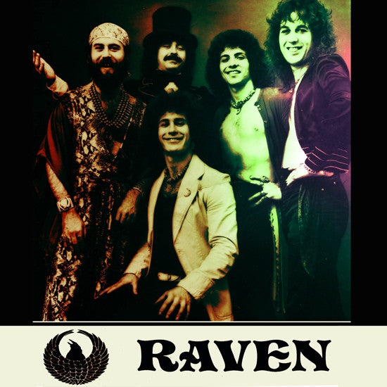 Raven (55) - Who Do You See... (LP, Album, Ltd) - NEW