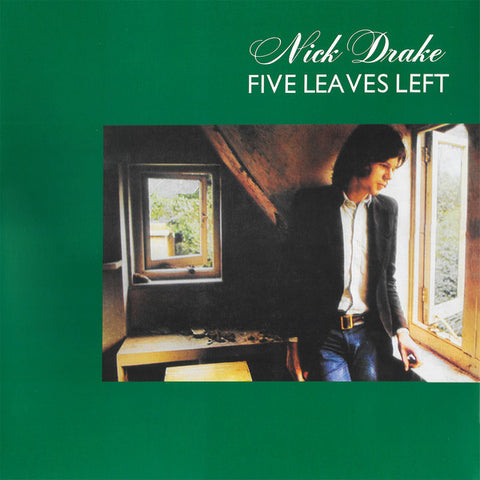 Nick Drake - Five Leaves Left (LP, Album, RE, RM, 180) - NEW