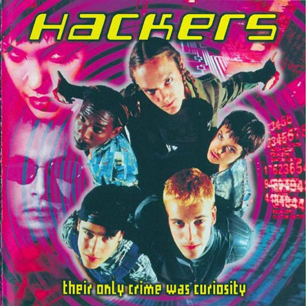 Various - Hackers Soundtrack (CD, Comp) - USED
