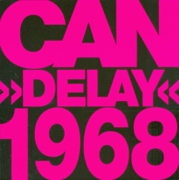 Can - Delay 1968 (CD, Album, RM, RP) - NEW