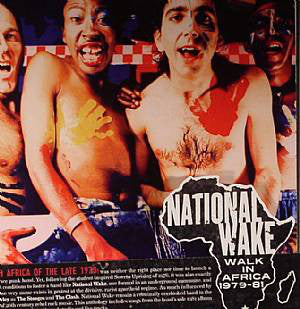 National Wake - Walk In Africa 1979-81 (CD, Comp, RM) - USED