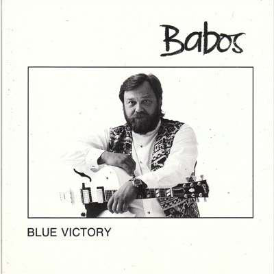 Babos* - Blue Victory (CD, Album) - USED