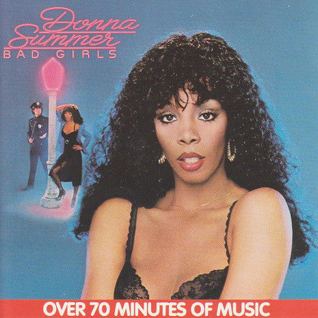 Donna Summer - Bad Girls (CD, Album, RE) - NEW