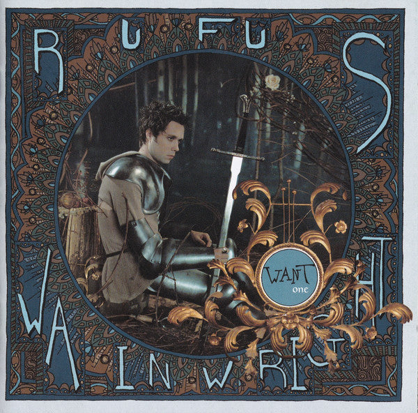 Rufus Wainwright - Want One (CD, Album, Enh, S/Edition) - USED