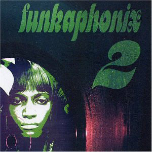 Various - Funkaphonix, Vol. 2: Raw & Uncut Funk 1968-1975 (CD, Album, Comp) - USED