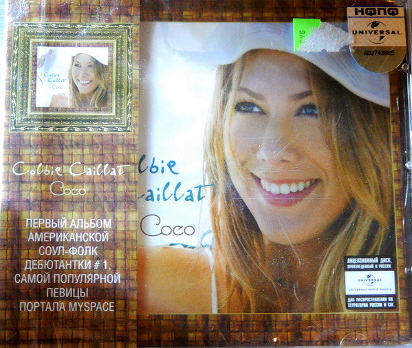 Colbie Caillat - Coco (CD, Album) - NEW