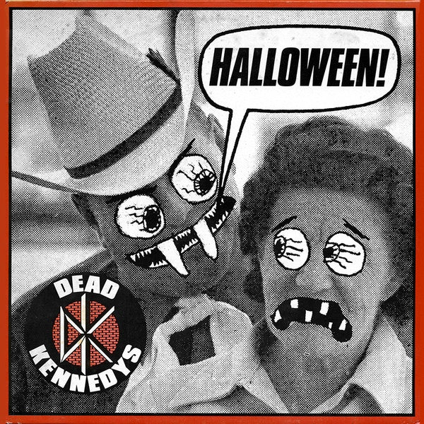 "Dead Kennedys - Halloween (12"", Single) - USED"
