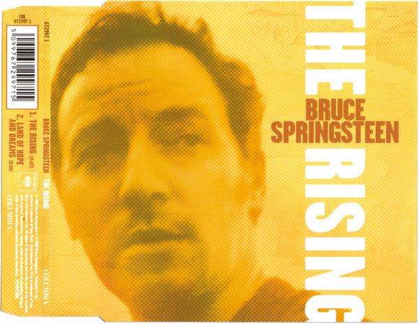 Bruce Springsteen - The Rising (CD, Single) - USED