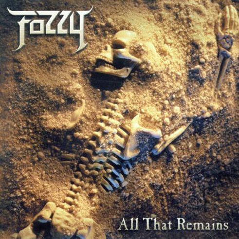 Fozzy - All That Remains (CD, Album) - USED