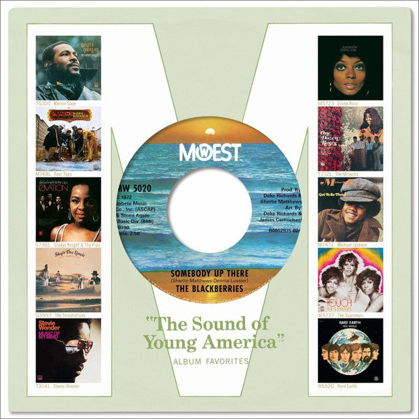 "Various - The Complete Motown Singles | Vol. 12A: 1972 (5xCD, Comp, Ltd, RM + 7"" + Box) - USED"