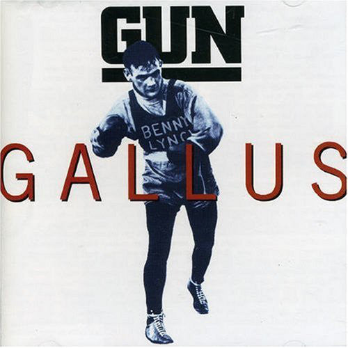 Gun (2) - Gallus (CD, Album, RE) - USED