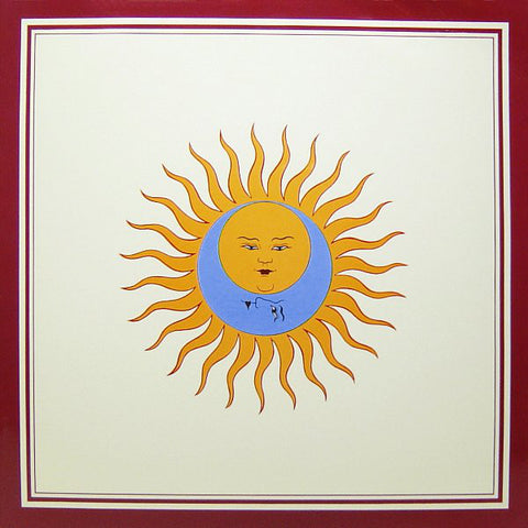 King Crimson - Larks' Tongues In Aspic (LP, Album, RE, RM, 200) - NEW