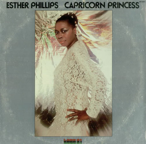 Esther Phillips - Capricorn Princess (LP, Album) - USED