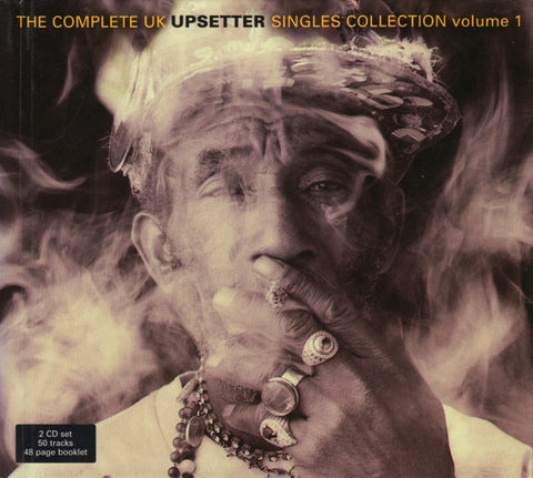 Various - The Complete UK Upsetter Singles Collection Volume 1 (2xCD, Comp) - USED