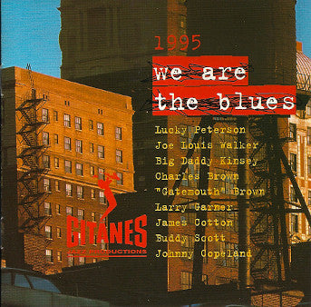 Various - We Are The Blues (CD, Comp) - USED