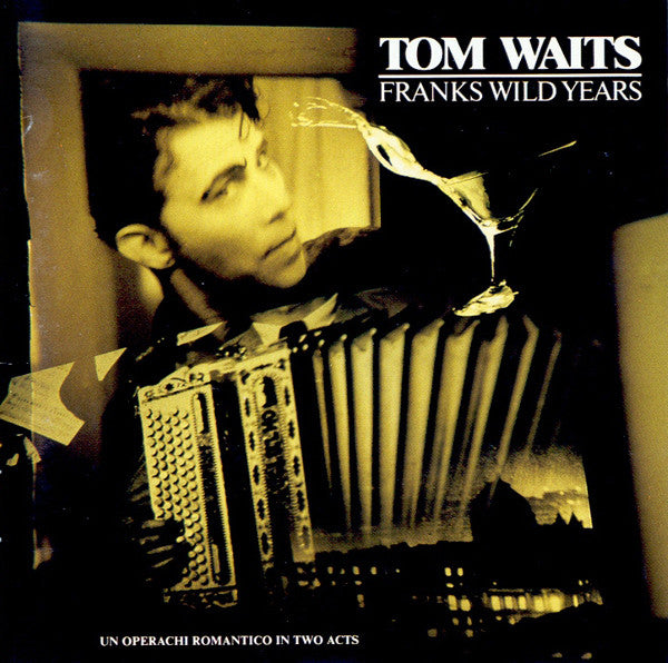 Tom Waits - Franks Wild Years (CD, Album, RE) - USED