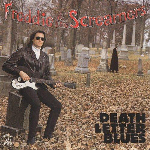 Freddie & The Screamers - Death Letter Blues (LP, Album) - USED
