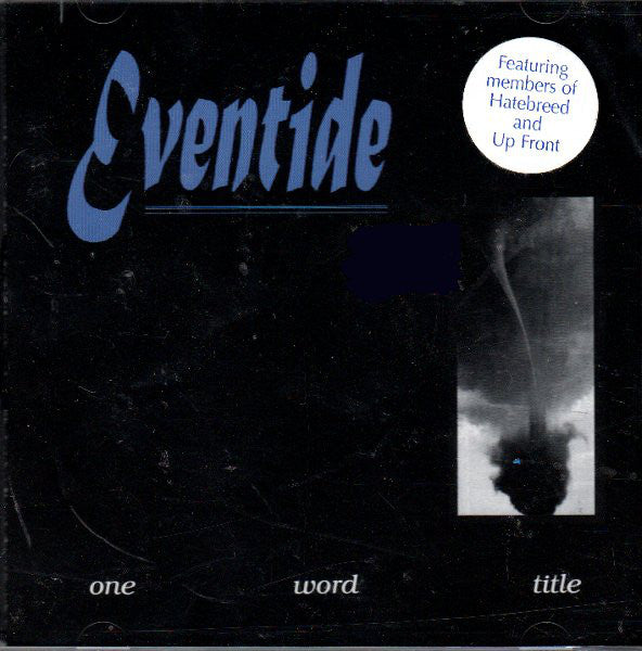Eventide (5) - One Word Title (CD, Album) - USED