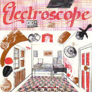 Electroscope - Homemade Electroscope (CD, Album) - USED