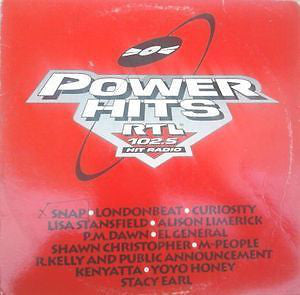 Various - Power Hits - RTL 102.5 Hit Radio (CD, Comp) - USED