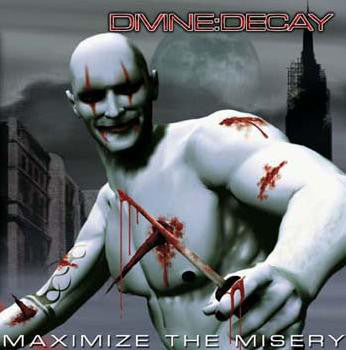 Divine:Decay - Maximize The Misery (CD, Album) - USED