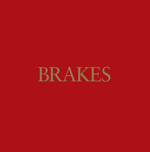 Brakes - Give Blood (CD, Album, Gat) - USED