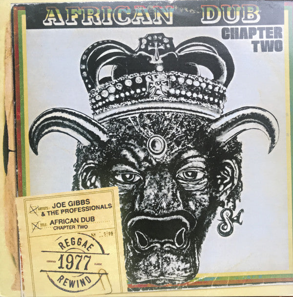 Joe Gibbs & The Professionals - African Dub - All Mighty - Chapter Two (LP, RE) - NEW
