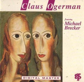 Claus Ogerman Featuring Michael Brecker - Claus Ogerman Featuring Michael Brecker (CD, Album, Dig) - USED