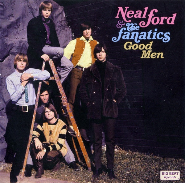 Neal Ford & The Fanatics - Good Men (CD, Comp) - USED