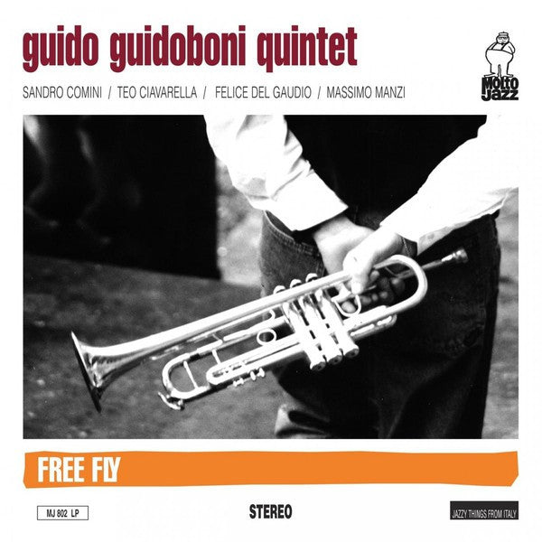 Guido Guidoboni Quintet - Free Fly (CD, Album, Ste) - USED