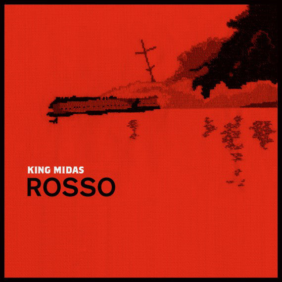 King Midas - Rosso (LP) - NEW