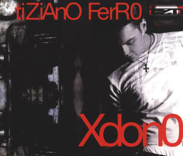 Tiziano Ferro - Xdono (CD, Single) - USED
