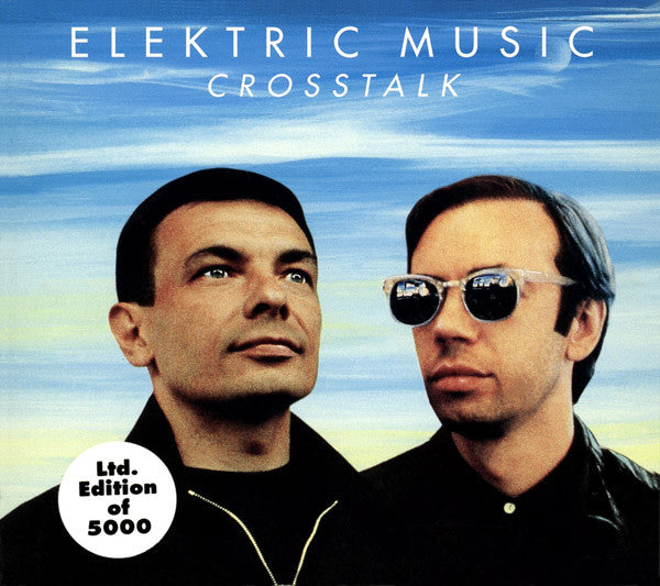 Elektric Music - Crosstalk (CD, Maxi, Ltd) - USED