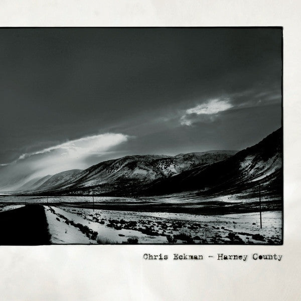Chris Eckman - Harney County (LP, Album + CD, Album) - NEW