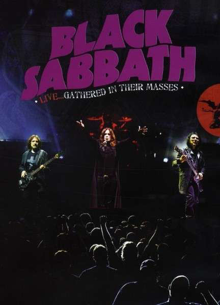 Black Sabbath - Live...Gathered In Their Masses (DVD-V) - USED
