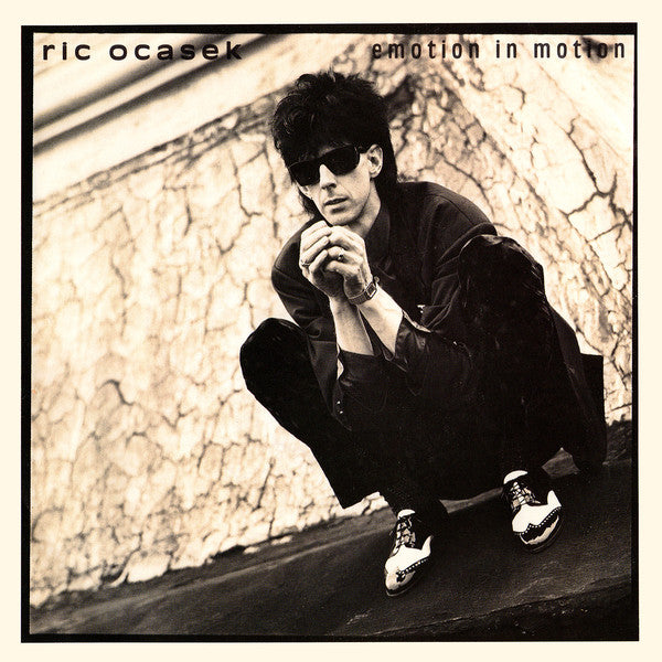 "Ric Ocasek - Emotion In Motion (7"", Single) - USED"