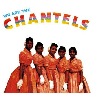 The Chantels - We Are The Chantels (LP, Album, RE) - NEW