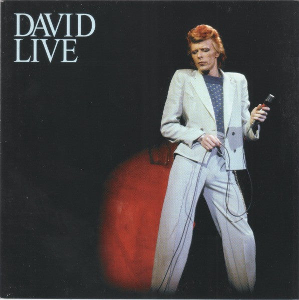 David Bowie - David Live (2xCD, Album, RE) - USED