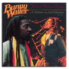 Bunny Wailer - Time Will Tell - A Tribute To Bob Marley (CD) - USED