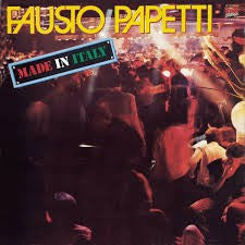 Fausto Papetti - Made In Italy (CD, Album) - USED
