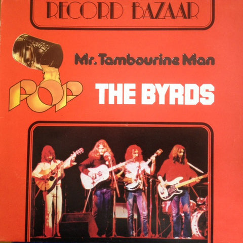 The Byrds - Mr. Tambourine Man (LP, Album, RE) - USED