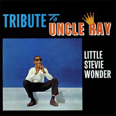 Little Stevie Wonder* - Tribute To Uncle Ray (LP, Album, RE) - NEW