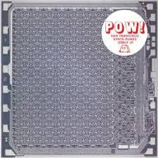 POW! - Hi-Tech Boom (LP) - NEW
