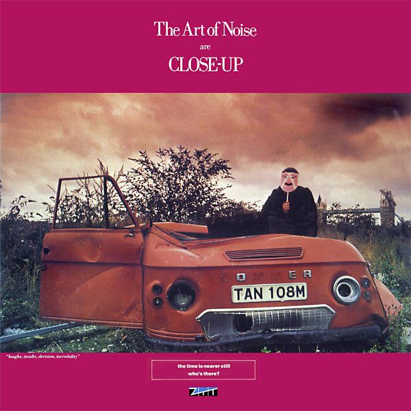 "The Art Of Noise - Close-Up (12"", Single, 1st) - USED"