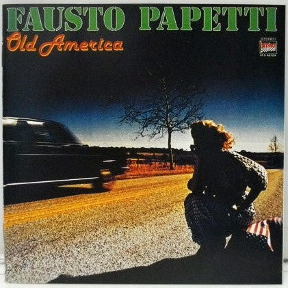 Fausto Papetti - Old America (CD, Album, RE) - USED