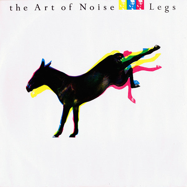 "The Art Of Noise - Legs (12"", Single) - USED"