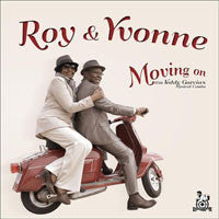 Roy Panton & Yvonne Harrison* - Moving On (LP, Album) - NEW