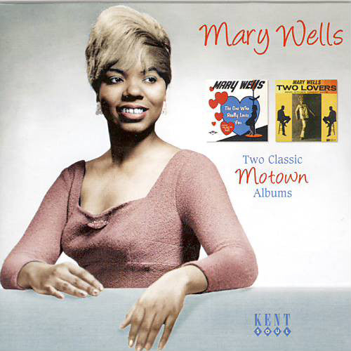 Mary Wells - The One Who Really Loves You / Two Lovers And Other Great Hits (CD, Comp) - USED