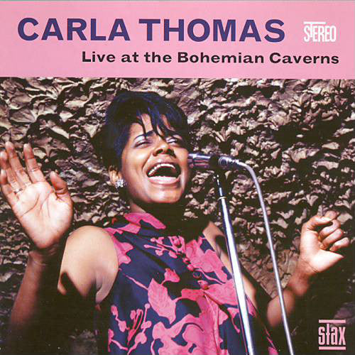 Carla Thomas - Live At The Bohemian Caverns (CD, Album) - NEW